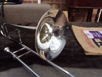 Professional Yamaha Trombone