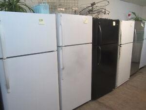 Selection of Fridges $250 to $500