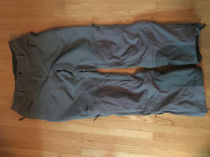 Outdoor Research Trailbreaker ski pants, women's size M
