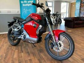 2021 SUPER SOCO TS Electric Motorcycle Electric Automatic