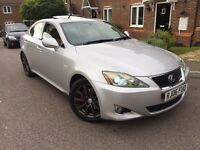 **BARGAIN**2006 Lexus Is250 2.5 V6*HPI CLEAR*LOADED SPEC*NOT AUDI A3 S3 A4 GOLF GTI FOCUS ST*