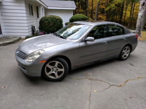 Infiniti G35 2004 for sale by owner