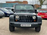 2009 Jeep Wrangler 2.8 CRD Sport Unlimited 4WD 4dr