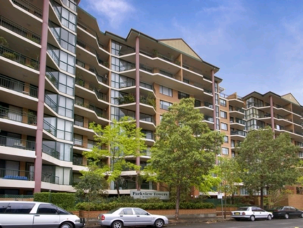Pyrmont luxury apartment double room WATTLE A