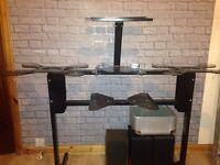 Sefour x25 Dj Turntable dual stand