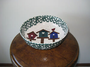 NEW Serving bowls and bowl covers--Excellent Gifts Prince George British Columbia image 2