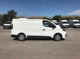 Renault Trafic Sl27 Dci 120 Business+ Van EURO 5 DIESEL MANUAL WHITE (2017)