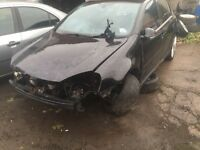 VW GOLF R32 3.2l SPARES REPAIRES DAMAGED