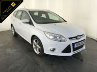 2014 FORD FOCUS TITANIUM X TDCI DIESEL ESTATE 1 OWNER SERVICE HISTORY FINANCE PX