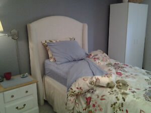 Twin Bed Plus Extras - $300