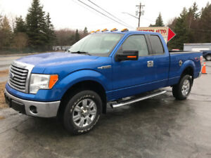2010 FORD f-150 EXCAB 4X4 In Perfect Condition