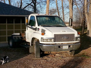 2003 Chevrolet C4500 Cab and Chassis