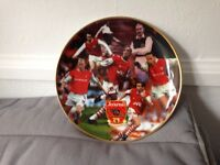 Arsenal plate plaque