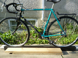 Nishiki International Touring bike in excellent condition, 21sp