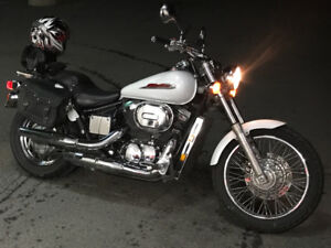2001Honda Shadow Spirit 750