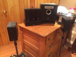 Yamaha Speaker Set