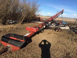 10 x 60 auger with mover PTO drive
