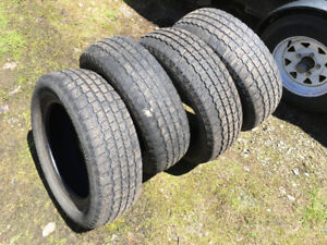 Tires and rims - best offer,  various sizes