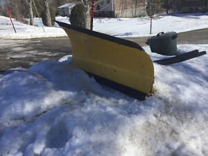 ATV 60' County Snow Plow Attachment