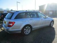 2012 (62) MERCEDES-BENZ C200 CDi EXECUTIVE SPORT Blue Auto Diesel Nav Lthr FSH