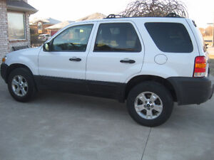 2005 Ford Escape 4X4 -Need Transmission