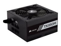 As NEW - Corsair TX850M 80 PLUS Gold Certified 850 Watts