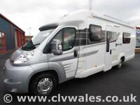 Swift Bolero 712SB Single Bed Motorhome MANUAL 2013