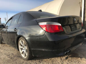 2005 BMW 545i for parts