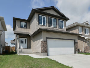 Executive Home in Sought After Westpark Fort Sask.