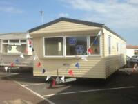 Static Caravan Clacton-on-Sea Essex 3 Bedrooms 8 Berth Willerby Salsa 2011 St