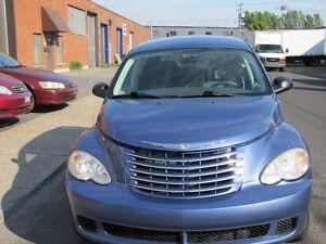 2007 Chrysler PT Cruiser AUT. / 4 CYL. / 2.2litres GARANTIE 1 AN