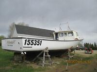 lobsterr fishing boat