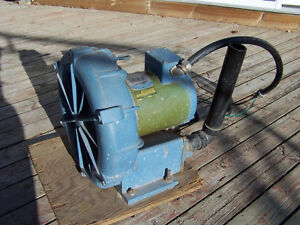 Air pump blower