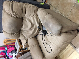 Electric lifting recliner - Price Reduced!