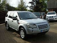 2008 Land Rover Freelander 2 2.2Td4 Auto SE