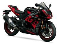 New pre-reg Suzuki GSX-R1000R GSXR1000R save 1152. Last two red/black available
