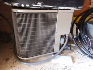 Lennox Heat Pump and Condenser