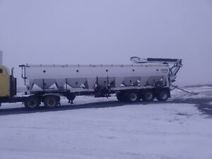 Conveyall CST40c Seed/fertilizer tender trailer