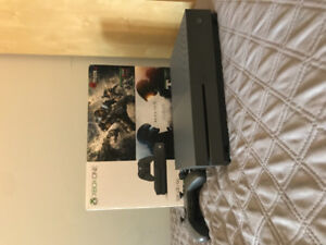 Xbox One X (1 Year Old)
