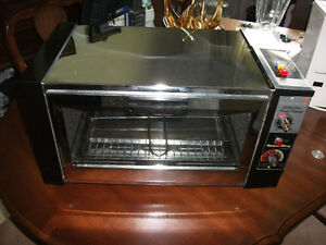 TOASTMASTER TABLE TOP OVEN