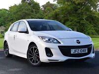 Mazda MAZDA3 1.6 D Tamura 5dr (white) 2012
