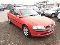 1998/R Vauxhall/Opel Vectra 2.0i 16v ( a/c ) CD FULL MOT EXCELLENT RUNNER