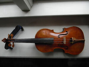 Vintage German violin Guarneri del Gesu
