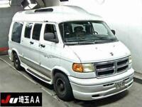 FRESH IMPORT 2001 DODGE RAM DAY VAN ASTRO CHEVROLET EXPRESS V8 PETROL AUTO WHITE