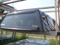 Just Arrived!! Used Black 2005+ Nissan Titan Truck Canopy Topper Red Deer Alberta Preview