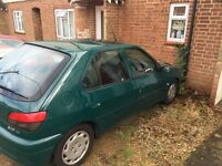 Peugeot 306 hdi 2liter diesel (spares and repairs)