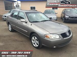 2004 Nissan Sentra 1.8S  AUTO/AIR/LOCK/WINDOWS ONLY $3990  - loc