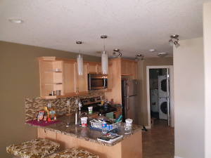 One girl room mate , 310 rent