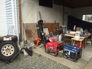 Huge multi family garage sale Campbell River Comox Valley Area image 5