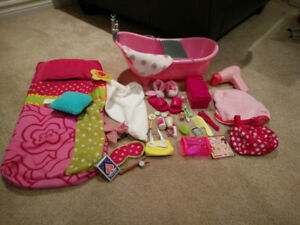 Our Generation Doll Accessories Bath and More